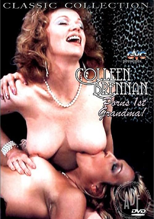 Colleen Brennan: Porns 1st Grandma!