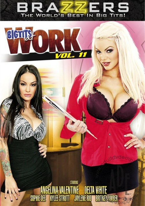 Big Tits At Work 11 XXX   DVDRip.XviD-Jiggly