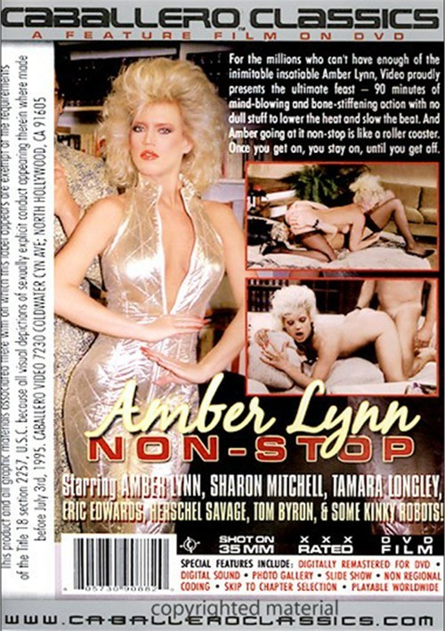 Amber Lynn Non-Stop