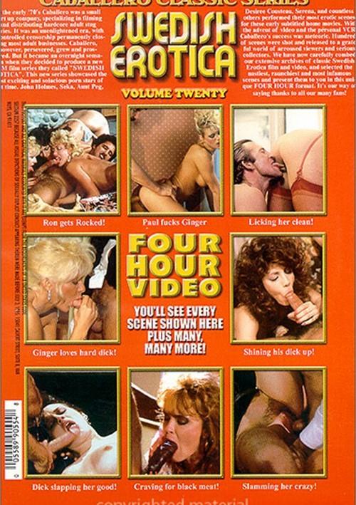 Swedish Erotica Vol. 20