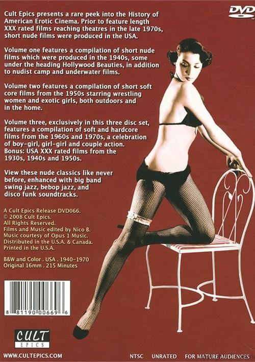 American Nudes Vol. 1-3