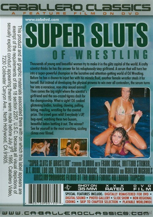 Super Sluts of Wrestling