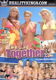 We Live Together  DVD Box Cover Image