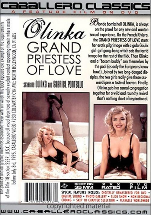 Olinka: Grand Priestess of Love
