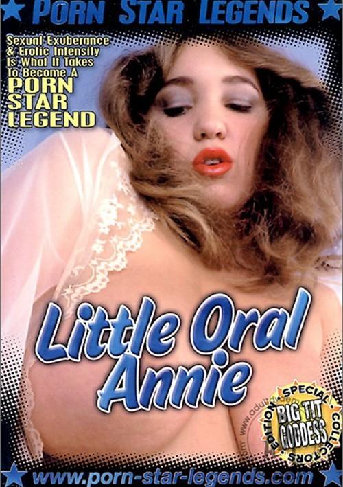 Porn Star Legends: Little Oral Annie
