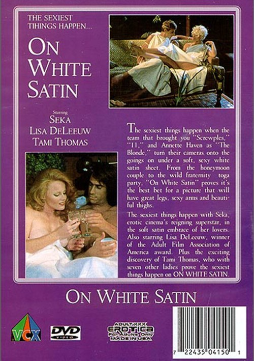 On White Satin