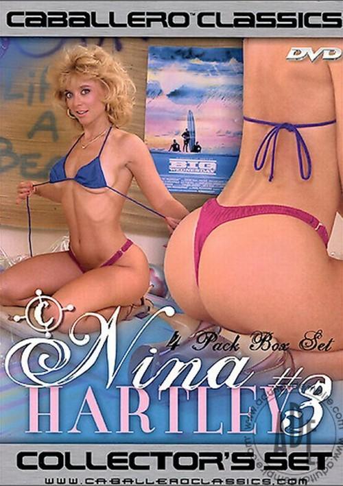 Nina Hartley #3 (4 Pack)
