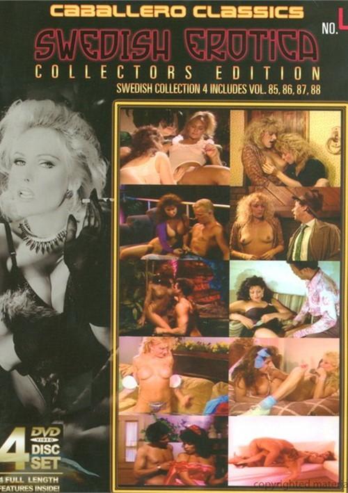 Swedish Erotica No. 4: Collector's Edition