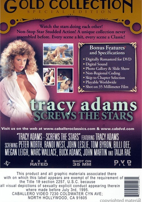 Tracy Adams Screws The Stars