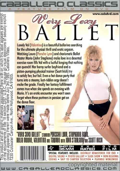 Very Sexy Ballet