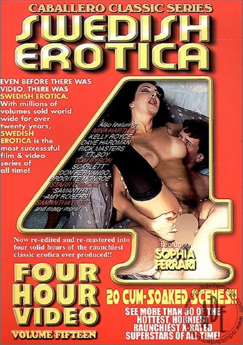 Swedish Erotica Vol. 15