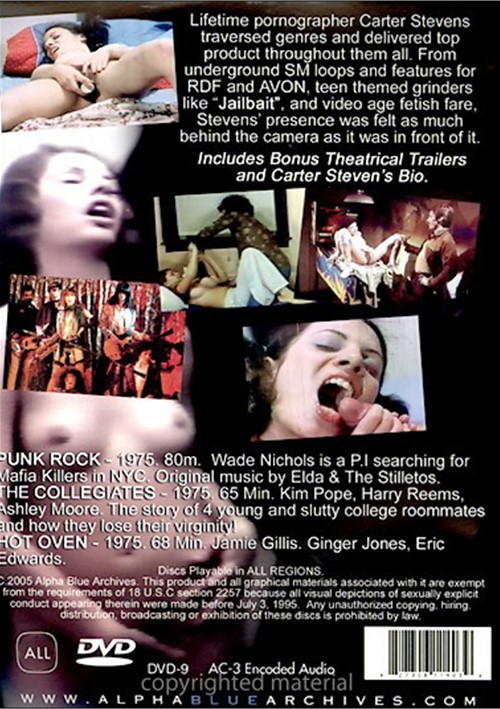 Cult 70s Porno Director 5: Carter Stevens