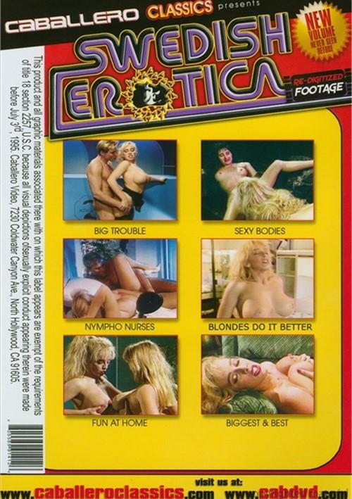 Swedish Erotica Vol. 130