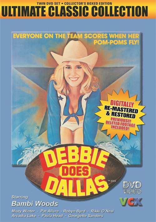 Devil in Miss Jones / Debbie Does Dallas 2-Pack