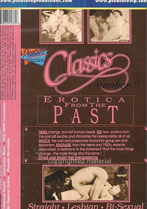 Classics Erotica From The Past