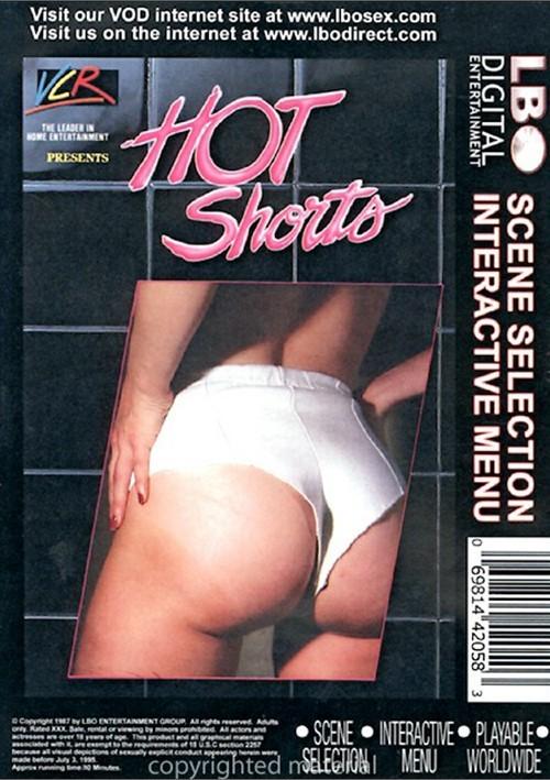 Hot Shorts: Sandy Taylor