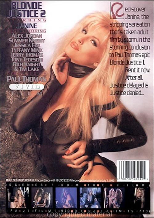 Blonde Justice 2