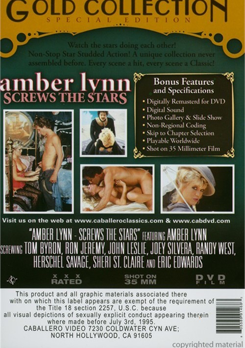 Amber Lynn Screws The Stars
