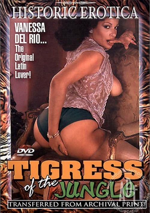 Tigress Of The Jungle