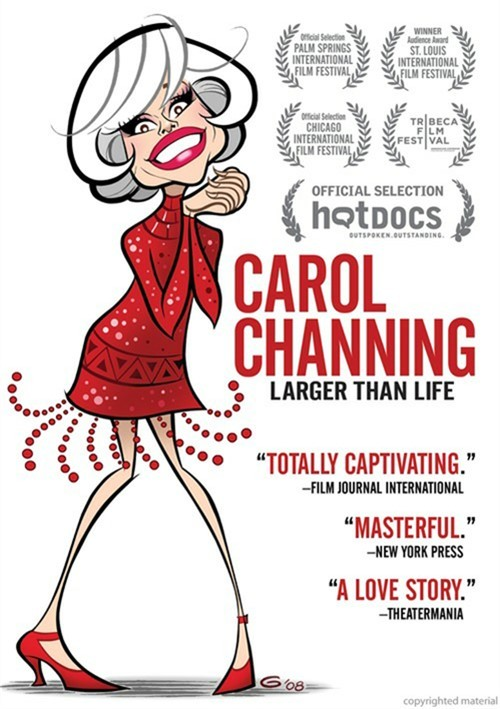 Carol Channing:  Larger Than Life (Showtime)