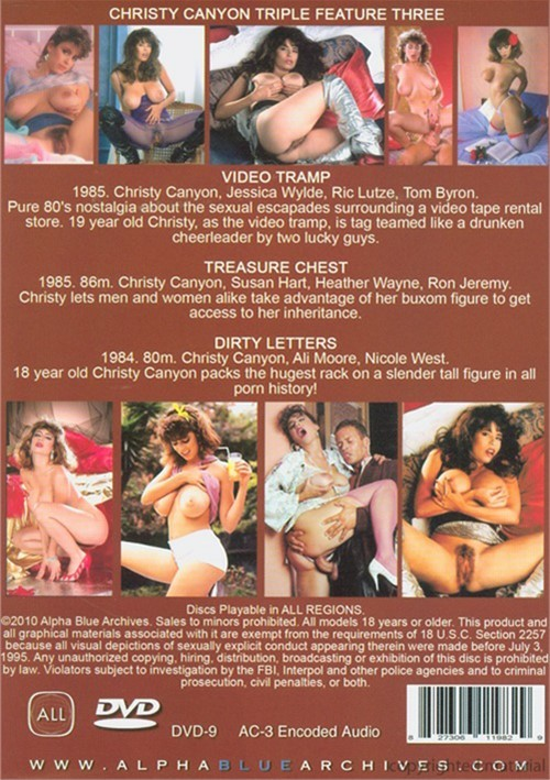 Christy Canyon Triple Feature 3