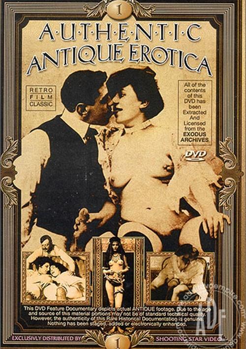 Authentic Antique Erotica Vol. 1