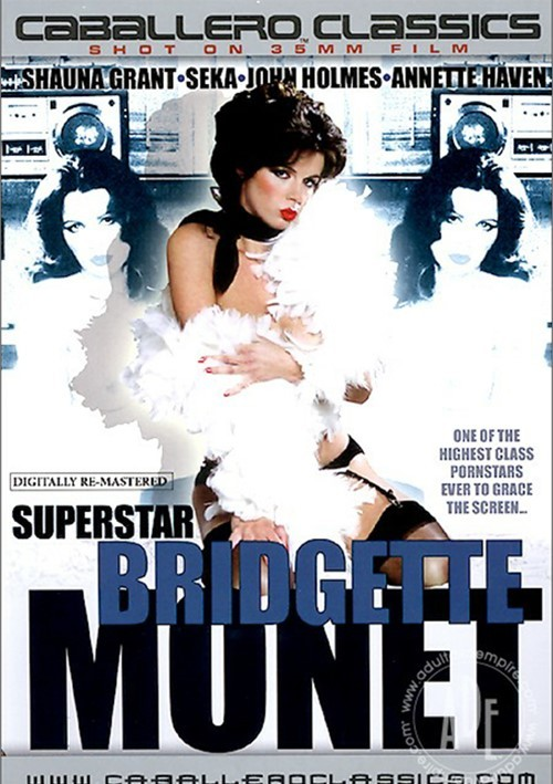 Superstar Bridgette Monet