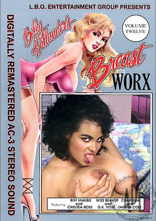 Bobby Hollander's Breast Worx Vol. 12
