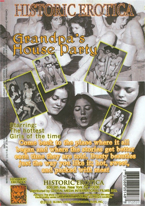 Grandpa's House Party