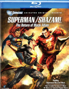 Superman / Shazam!: The Return Of Black Adam