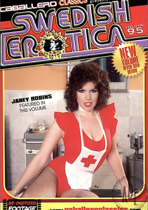 Swedish Erotica Vol. 95