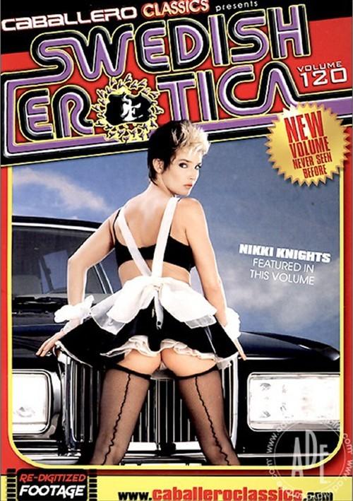 Swedish Erotica Vol. 120
