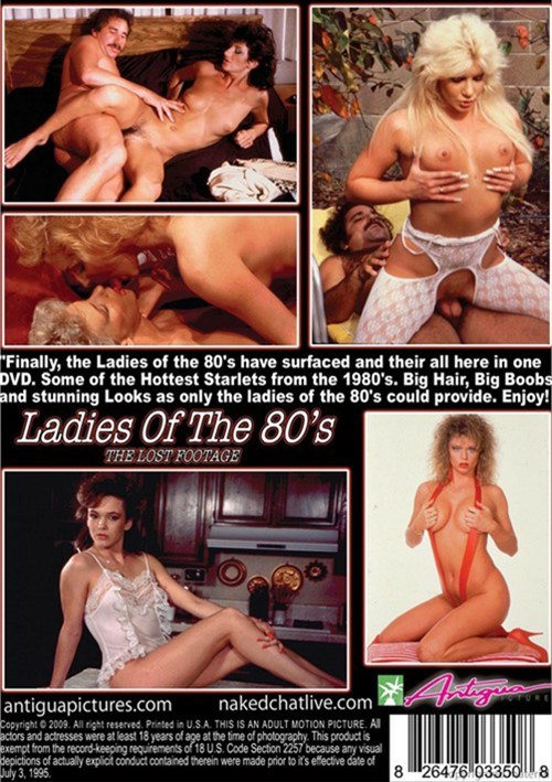 Ladies Of The 80's: The Lost Footage