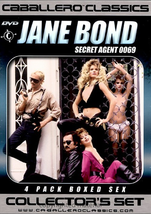 Jane Bond Secret Agent 0069 (4 Pack)