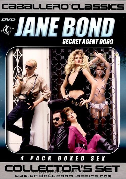 Jane Bond Secret Agent 0069 (4 Pack)