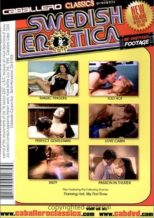 Swedish Erotica Vol. 89