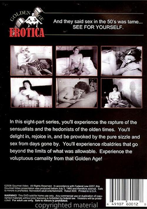 Golden Age Erotica Vol. 6