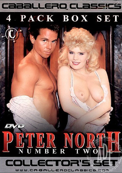 Peter North 4-Pk Vol. 2