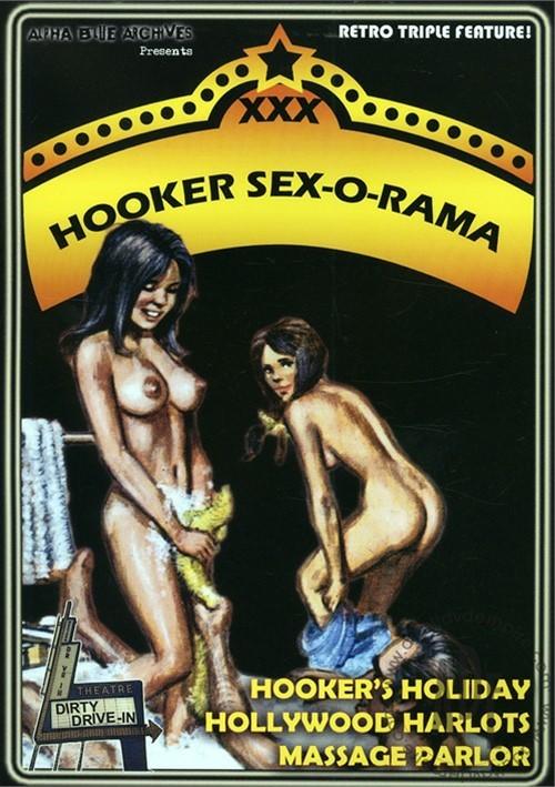Hooker Sex-O-Rama