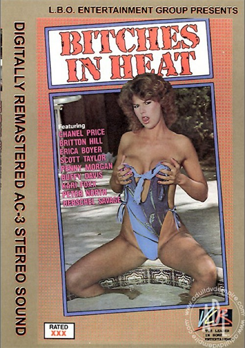 Bitches In Heat Vol. 13