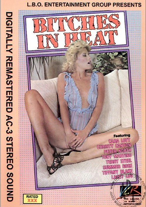 Bitches In Heat Vol. 14