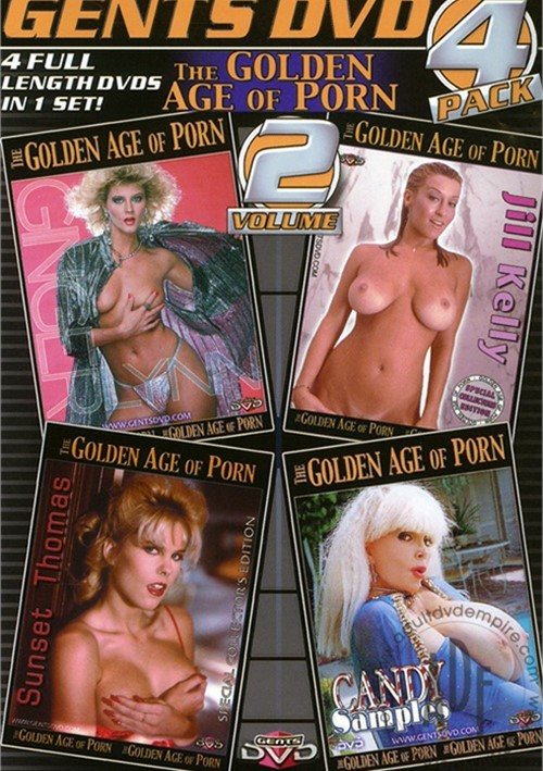 Golden Age of Porn Vol.2 (4-Pack)