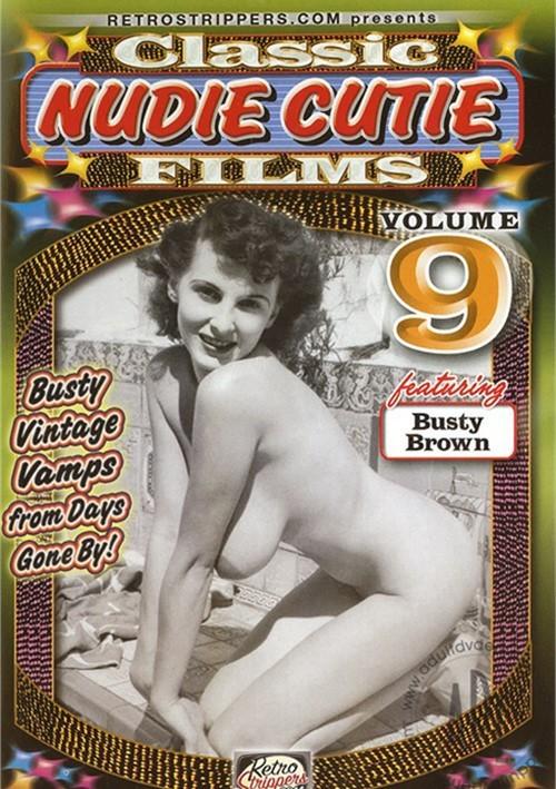 Classic Nudie Cutie Films Vol. 9