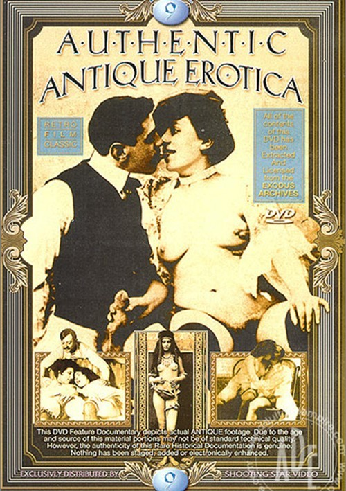 Authentic Antique Erotica Vol. 9