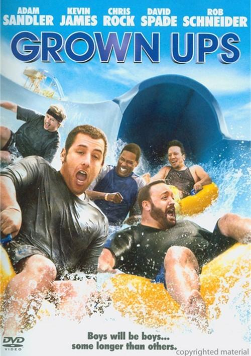 2010最新亚当・桑德勒《长大后》DVD中英双字迅雷下载