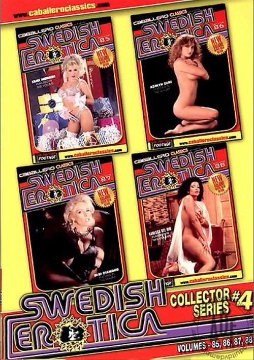 Swedish Erotica Vol. 85-88