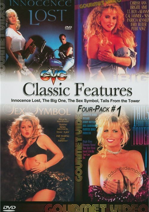 Classic Features #1 (4 Pack)