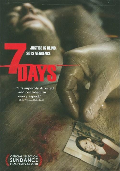 2010最新《七日复仇》DVD中英双字迅雷下载