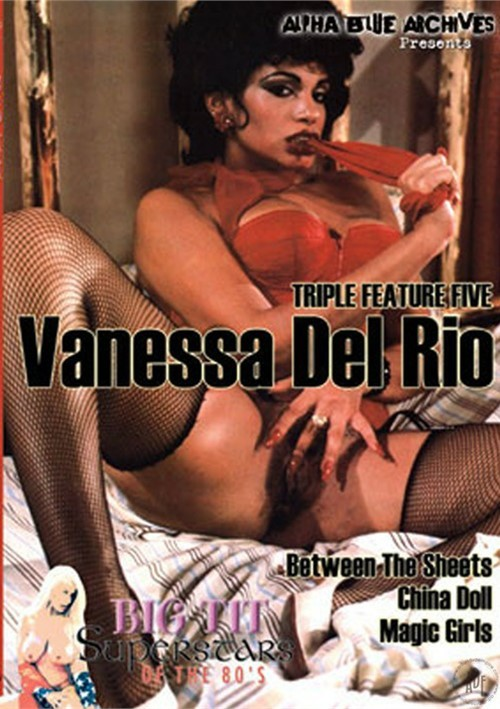 Vanessa Del Rio Triple Feature 5