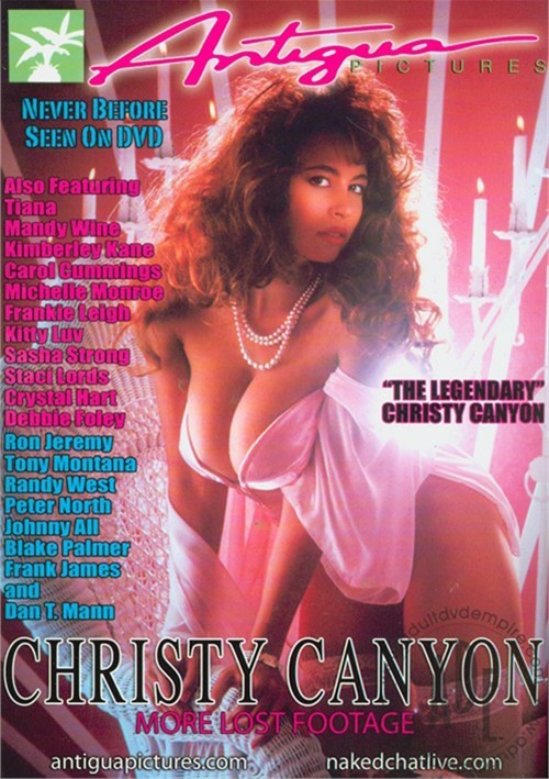 Christy Canyon: More Lost Footage
